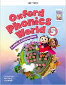 Oxford Phonics World 5 Student Book with Reader e-Book