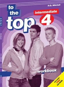 To the Top 4 Workbook + Audio CD/CD-ROM