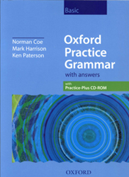 Oxford Practice Grammar Basic Without Key and CD-ROM Pack