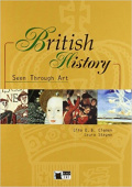 British History Seen Through Art + CD audio