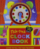 Tick-Tock Clock Book