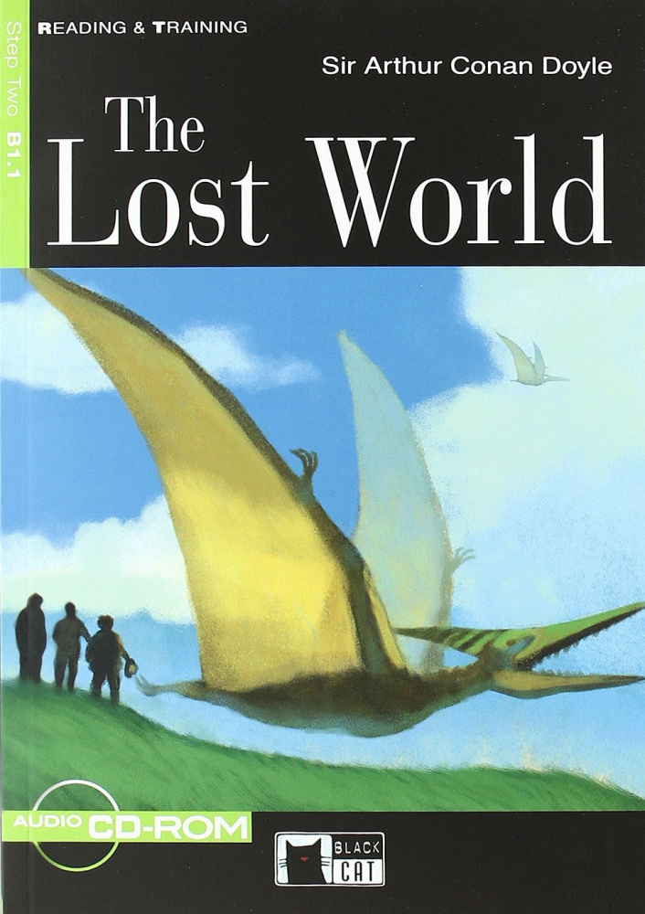 Reading & Training Step 2:  The Lost World + CD-ROM