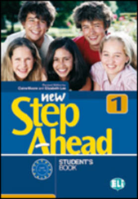 New Step Ahead 1 Student's Book + CD-ROM
