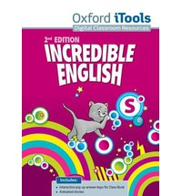 Incredible English (Second Edition) Starter iTools DVD-ROM