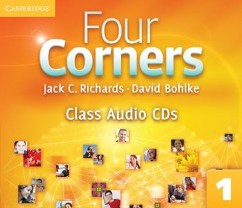 Four Corners Level 1 Class Audio CDs (3) (лицензия)