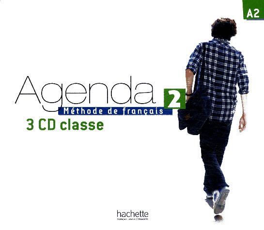 Agenda 2 - CD audio classe (x3) (Лицензия)