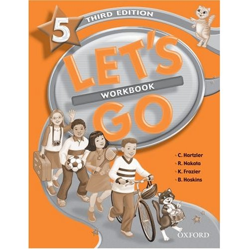 Let's Go Third Edition 5 Workbook