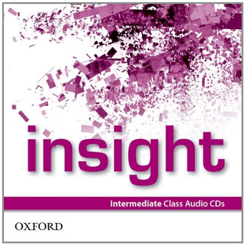 Insight Intermediate Class CD (2)