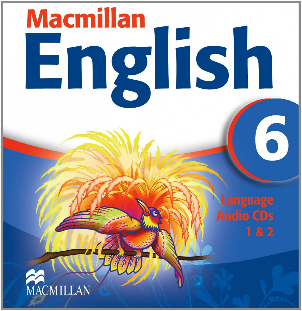 Macmillan English 6 Language CD