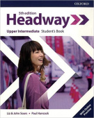 Headway Fifth edition Upper-Intermediate  Student's Book with Online Practice