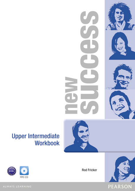 New Success Upper Intermediate Workbook with Audio CD