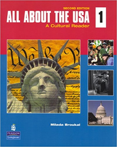 All About the USA 2nd Ed 1 Student's Book + CD
