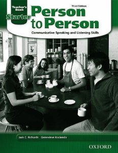Person to Person Third Edition Starter Teacher's Book