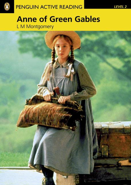Anne of Green Gables (with Audio CD)