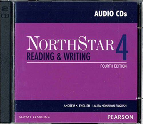 NorthStar Reading and Writing 4ed 4 Classroom AudioCDs