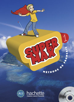 Super Max 1 - Livre de l'eleve + CD audio