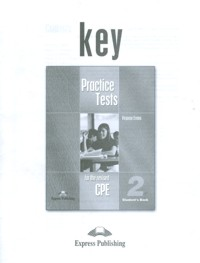 CPE Practice Tests 2 Key