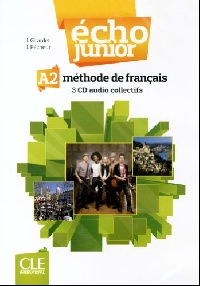 Echo Junior A2 - CD-Audio Collectifs (2)