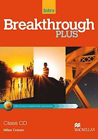 Breakthrough Plus Intro Level Class Audio CD