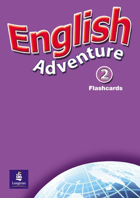 English Adventure 2 Flashcards