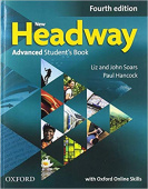 New Headway Advanced (C1) Fourth Edition Students Book & Itutor & Online Skills Practice 19 Pack