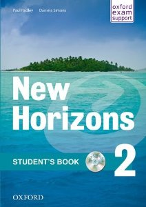 New Horizons 2 Student's Book Pack