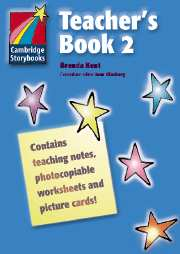 Cambridge Storybooks Level 2 Teacher's Book