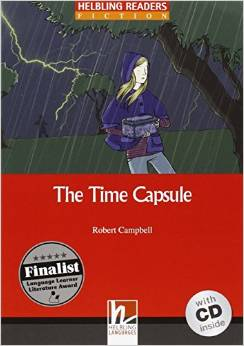 Red Series Fiction Level 2: The Time Capsule + CD