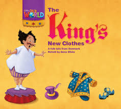 Our World Readers Level 1: The Kings New Clothes (Big Book)