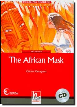 Red Series Short Reads Level 2: The African Mask + CD