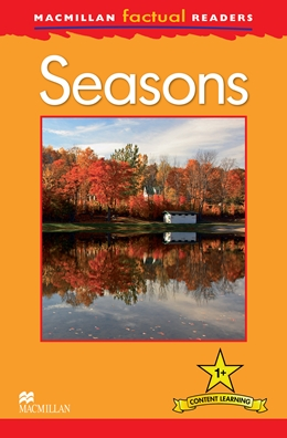 Macmillan Factual Readers: Level 1 +  Seasons