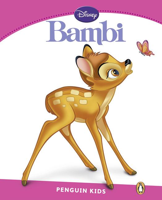 Penguin Kids Disney 2 Bambi