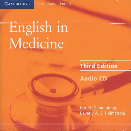 English in Medicine (Third Edition) Audio CD (Лицензия)