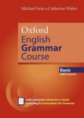 Oxford English Grammar Course: Basic with Key (includes e-book)