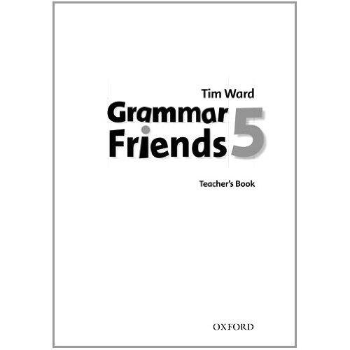 Grammar Friends 5 Teacher's Book