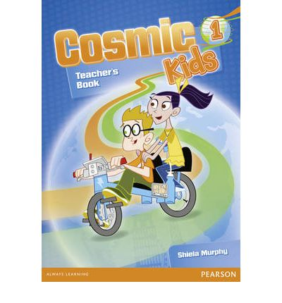 Cosmic Kids 1 Teacher's Book + Active Teach