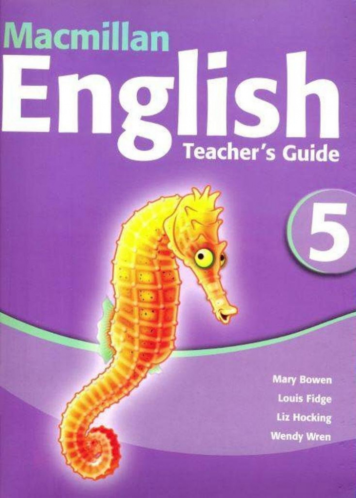 Macmillan English 5 Teacher's Guide