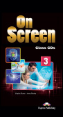 On Screen 3 Class Audio CDs (set of 5)