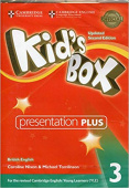 Kid's Box Updated edition 3 Presentation Plus DVD-ROM