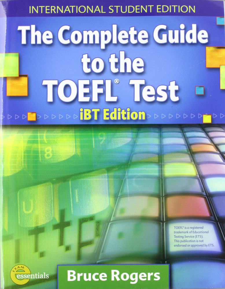 The Complete Guide to the TOEFL (IBT Edition) SB + CD-ROM/CD(4)