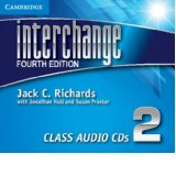 Interchange Fourth Edition 2 Class Audio CDs (3)