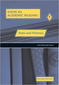 Steps to Academic Reading 1: Steps and Plateaus