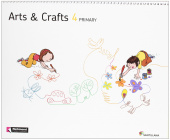 Arts And Crafts 4 Students Book