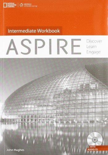 Aspire Intermediate Workbook with CD