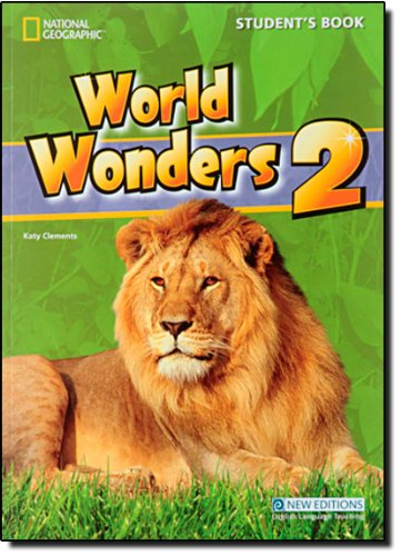 World Wonders 2 Student's Book with CD