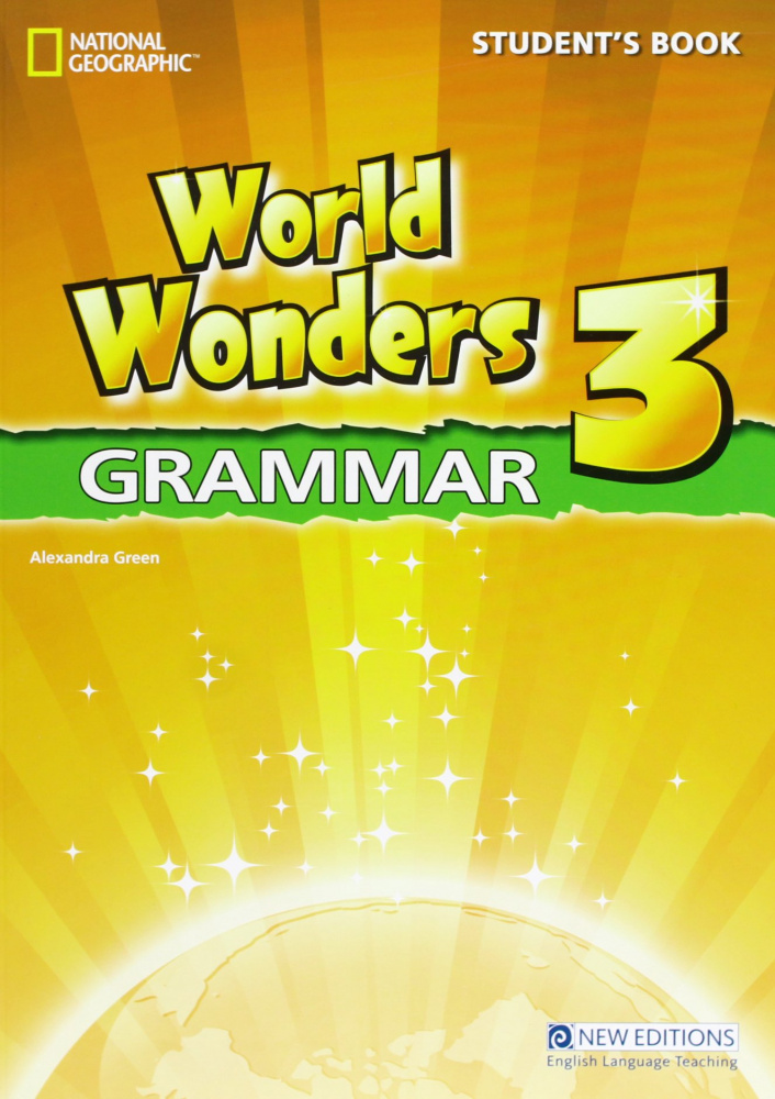 World Wonders 3 Grammar Student's Book