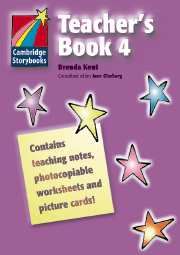 Cambridge Storybooks Level 4 Teacher's Book