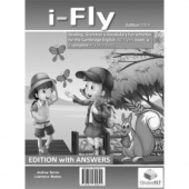 Cambridge YLE Flyers I-FLY - 2018 Format - Teacher's edition with CD & Teacher's Guide + CD