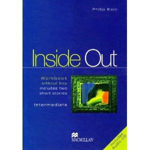 Inside Out Intermediate Workbook without Key + CD