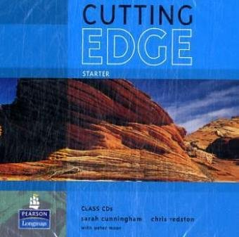 Cutting Edge Starter Class Audio CDs (Лицензия)
